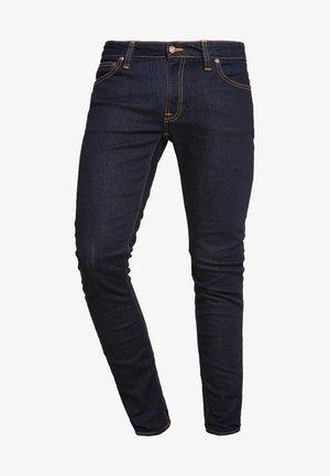 SKINNY LIN - Jeans Skinny - dry deep orange