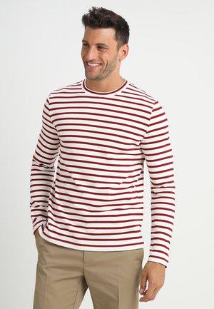 MARKUS  - Pullover - cream/red