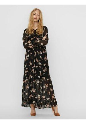 VMTALLIE - Maxi dress - black