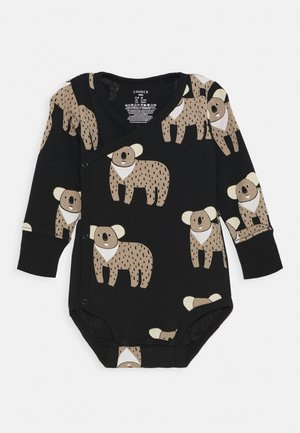 WRAP KOALA UNISEX - Body - black