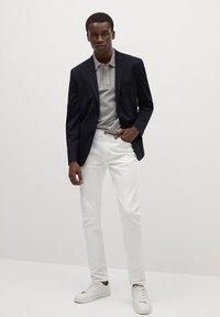 Mango - Blazer jacket - dunkles marineblau - 1