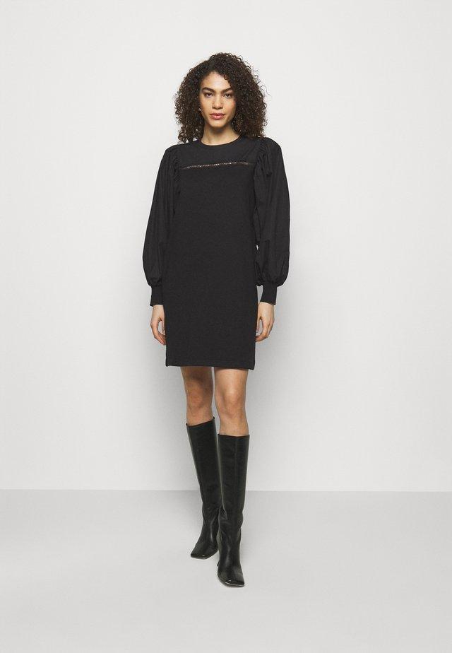 MIX DRESS - Sukienka letnia - black