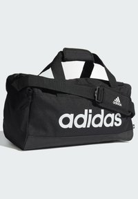 adidas Performance - ESSENTIALS LOGO DUFFEL BAG EXTRA SMALL - Sportovní taška - black - 2