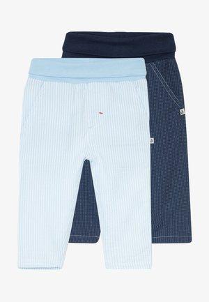 CLASSIC BOYS 2 PACK - Kalhoty - dark blue