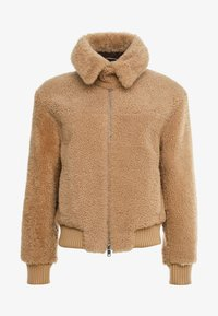 3.1 Phillip Lim - BOMBER JACKET - Leather jacket - natural - 5