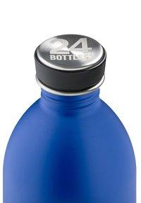24Bottles - TRINKFLASCHE URBAN BOTTLE CHROMATIC HOT RED - Muut asusteet - gold blue - 1