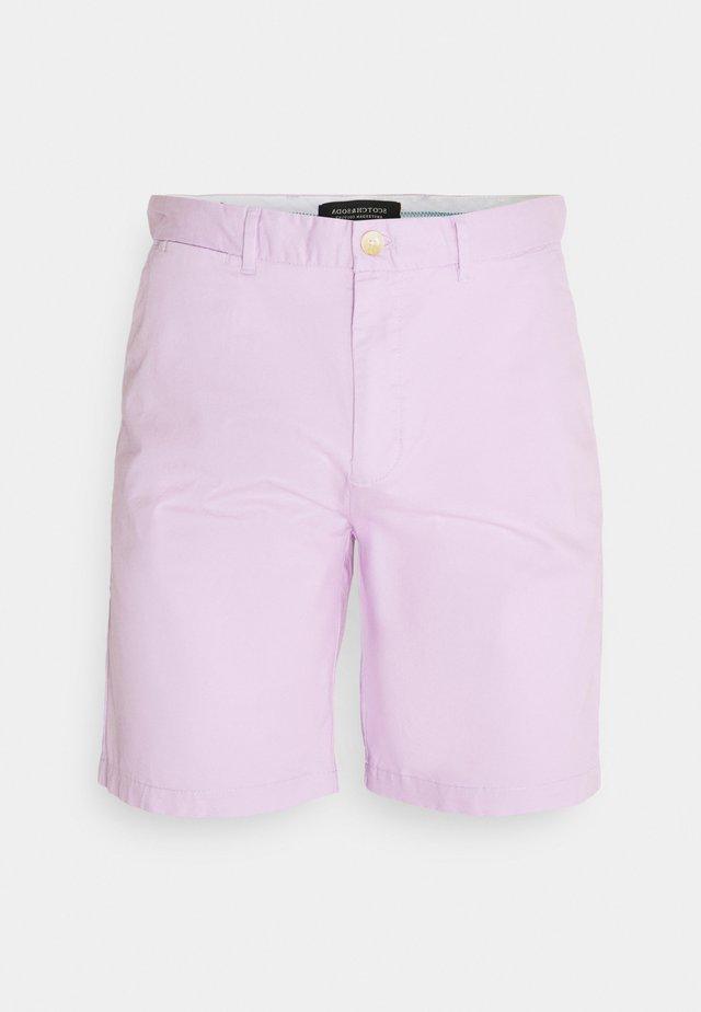 STUART CLASSIC - Shorts - lilac