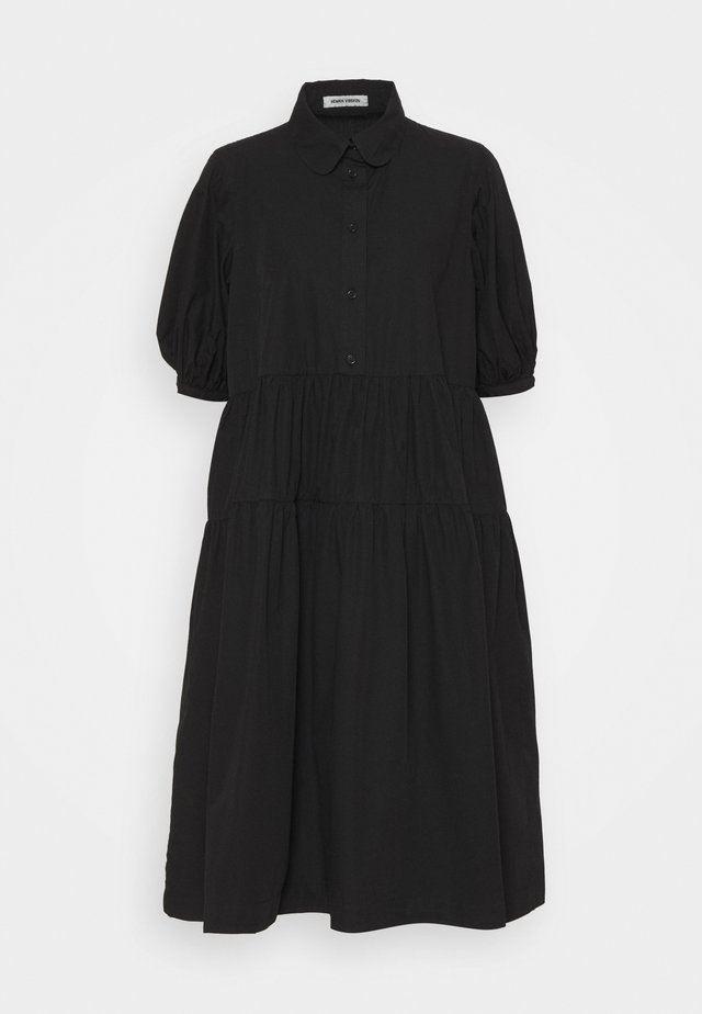 CLOUD DRESS - Robe d'été - black
