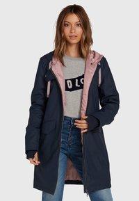 Volcom - V-BOAT - Winter coat - blue - 0