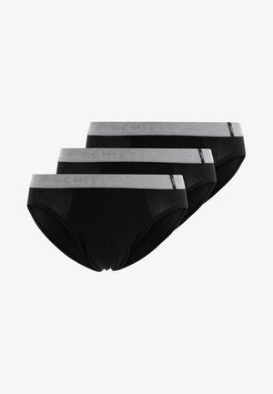 RIO 3 PACK - Briefs - schwarz