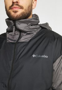 Columbia - POINT PARK™ LINED - Outdoor jacket - black/city grey - 5