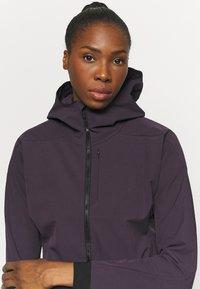 adidas Performance - Softshelljacke - purple - 3