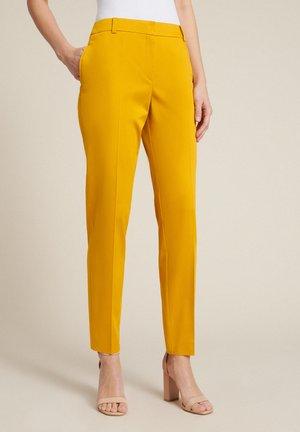 Trousers - senape