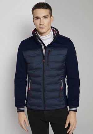 MIT STEHKRAGEN - Winter jacket - sky captain blue