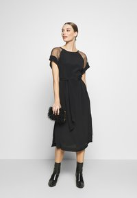 Escada Sport - DYMALA - Day dress - black - 1