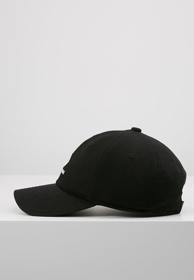 Converse LOCK UP BASEBALL - Cap - black/white/svart Sf5a9NqeIXyAzID