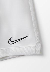 Nike Performance - DRY ACADEMY SHORT  - Korte broeken - white/black - 4
