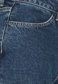 Custommade - YUKI - Jeansy Skinny Fit - dark denim - 5