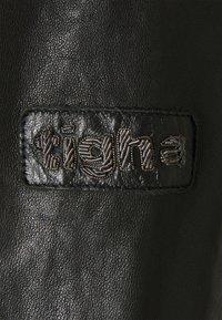 Tigha - ARNO - Leather jacket - black - 6