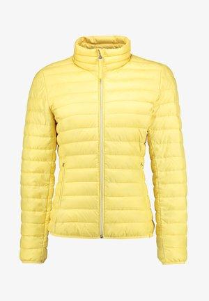ULTRA LIGHT WEIGHT JACKET - Light jacket - jasmine yellow