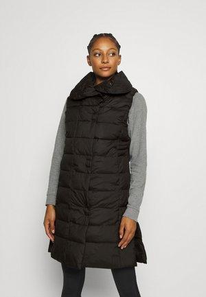 MY VEST - Waistcoat - black