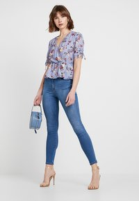 Dr.Denim - LEXY - Jeans Skinny Fit - atlantic blue
