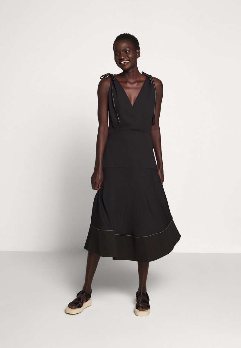 Proenza Schouler - SLEEVELESS DRESS - Sukienka letnia - black