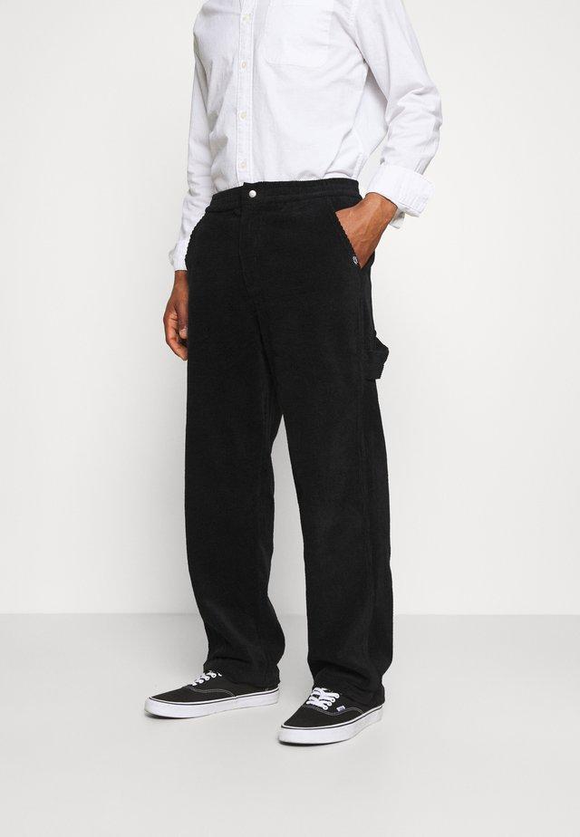 CARPENTER PANT - Pantaloni - black