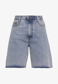 Missguided - Shorts di jeans - denim blue - 3