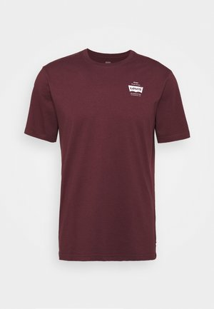 TEE UNISEX - T-shirt imprimé - sasafrass