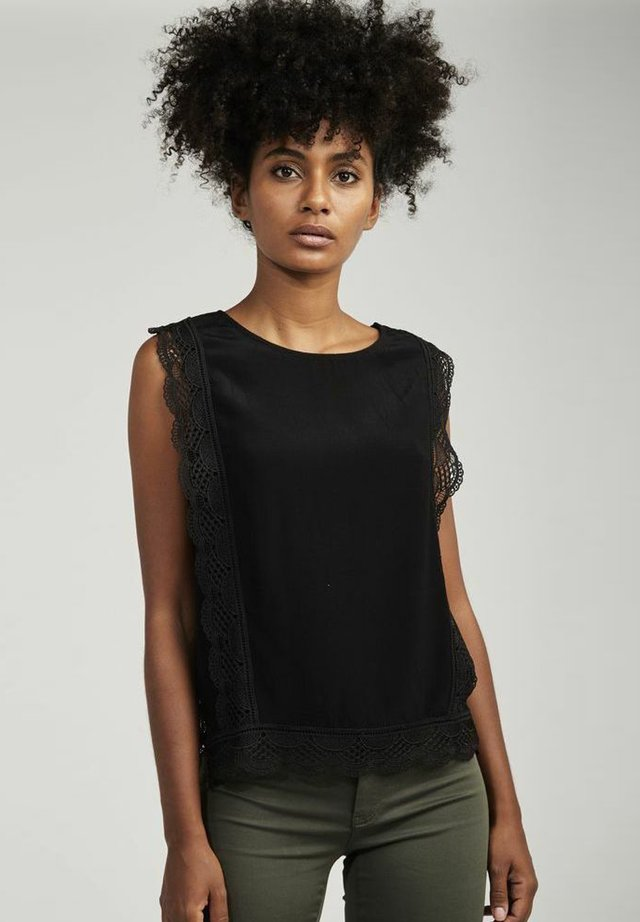 HECTOR  - Blouse - black