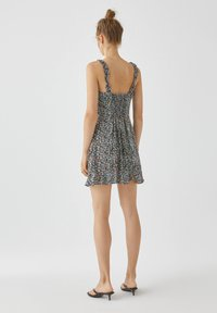 PULL&BEAR - Day dress - black - 2
