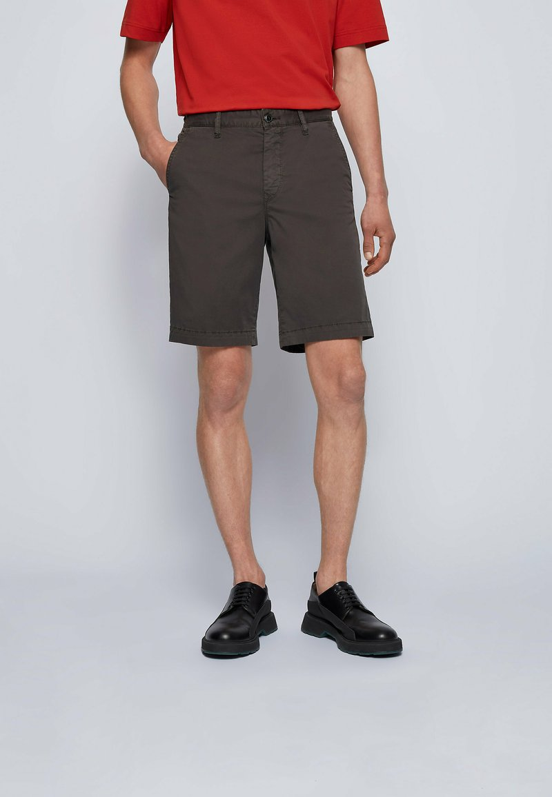BOSS - Shorts - anthracite
