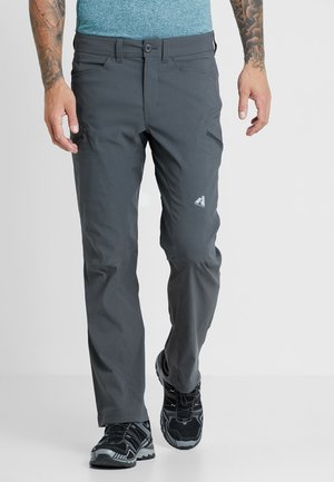GUIDE PRO  - Outdoor trousers - dunkles rauch