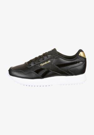 Trainers - black / gold metallic