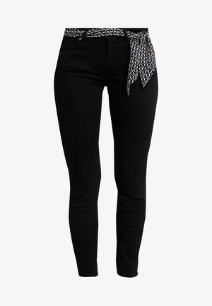 LULEA - Trousers - black