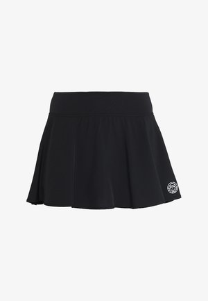 MORA TECH SKORT - Sports skirt - black