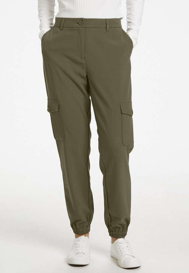 KAEDA  - Trousers - green