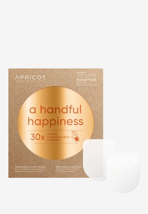 HAND PADS WITH HYALURON - Anti-Aging - -