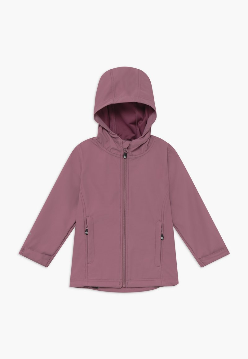 Color Kids - KARKINY JACKET - Soft shell jacket - dusky orchid