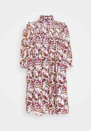 YASASPEN DRESS - Shirt dress - eggnog/aspen