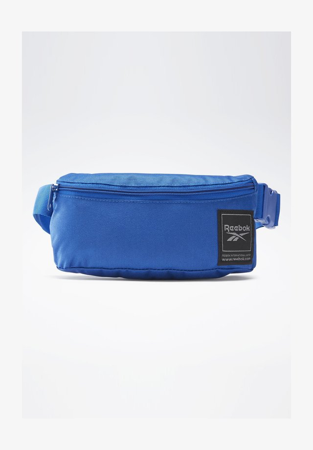 WORKOUT READY WAIST BAG - Bum bag - blue