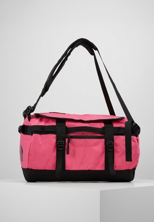 BASE CAMP DUFFEL XS UNISEX - Sports bag - pink/black