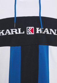 Karl Kani - RETRO BLOCK HOODIE - Sweatshirt - blue - 2