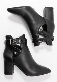 New Look - ELECTRIC - Ankle boot - black - 3