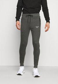 SQUATWOLF - STATEMENT CLASSIC - Pantalon de survêtement - grey - 0