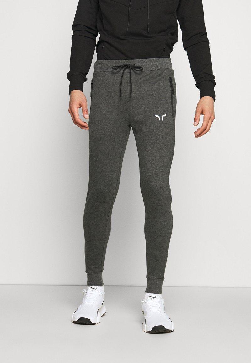 SQUATWOLF - STATEMENT CLASSIC - Pantalon de survêtement - grey