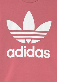 adidas Originals - TREFOIL CREW - Mikina - hazy rose/white - 2