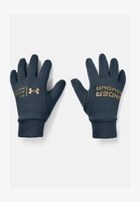 Under Armour - Gloves - mechanic blue - 0