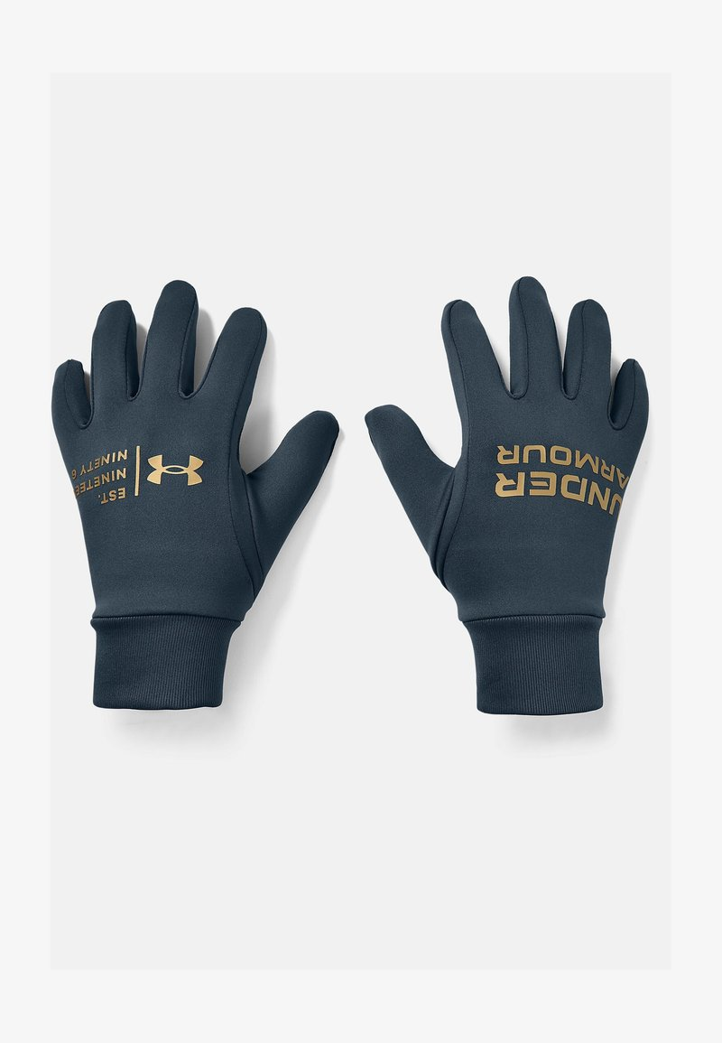 Under Armour - Gloves - mechanic blue